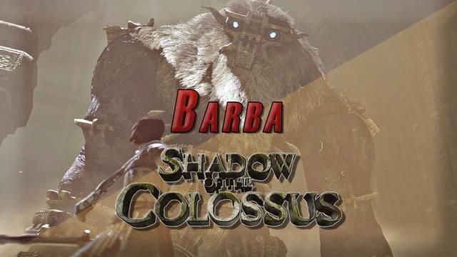 Coloso 6º, Barba en Shadow of the Colossus (PS4) - Cómo derrotarlo y localización