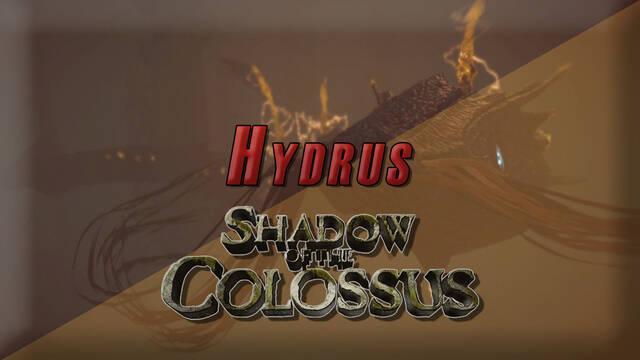 Coloso 7º, Hydrus en Shadow of the Colossus (PS4) - Cómo derrotarlo y localización
