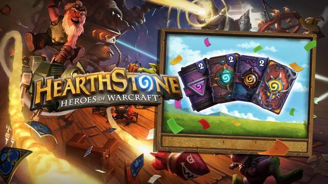 6º Aniversario Hearthstone