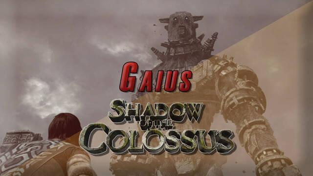 Coloso 3º, Gaius en Shadow of the Colossus (PS4) - Cómo derrotarlo y localización