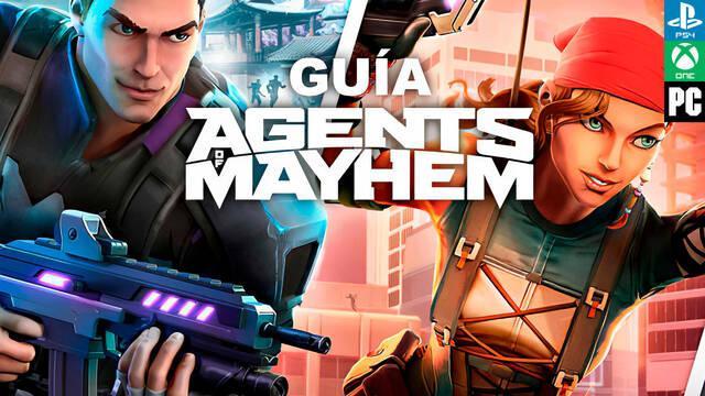 Guía Agents of Mayhem