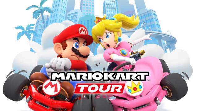 Mario Kart Tour y su multijugador