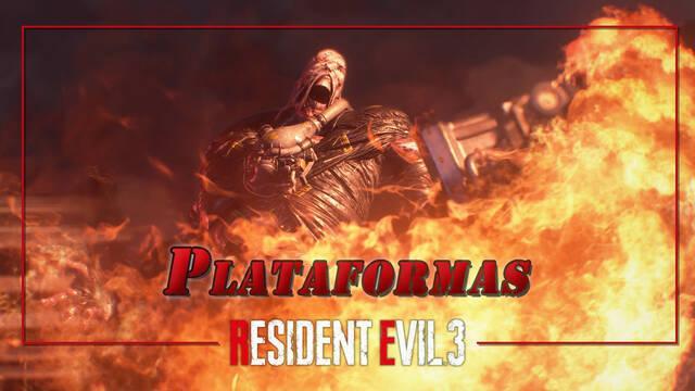 Resident Evil 3 Remake: ¿En qué plataformas estará disponible?