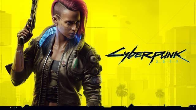 Cyberpunk 2077 y V femenina