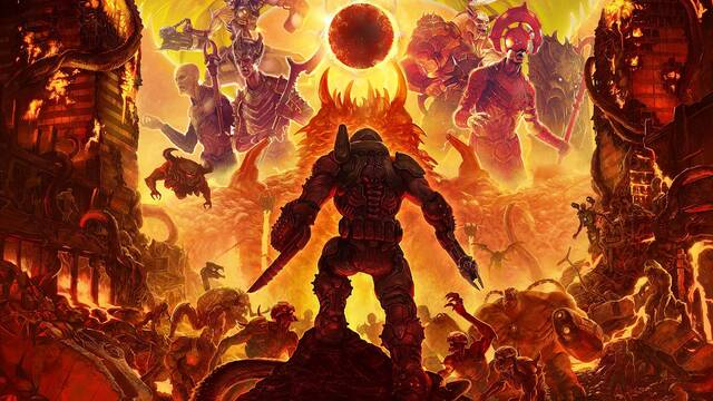 Doom Eternal tendrá parche en su lanzamiento