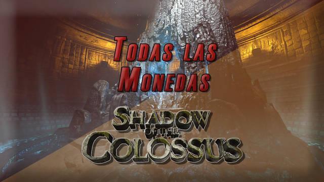 Todas las Monedas secretas de Shadow of the Colossus PS4 - LOCALIZACIÓN