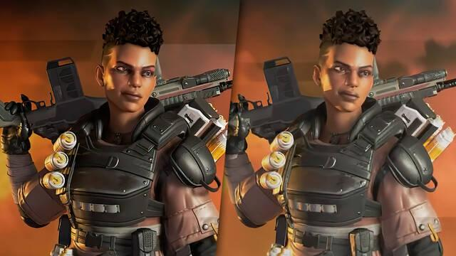 Apex Legends comparativa Nintendo Switch y PS4