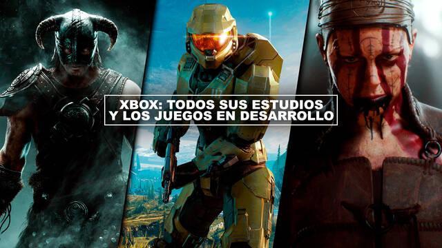 Xbox: Todos sus estudios y los juegos en desarrollo