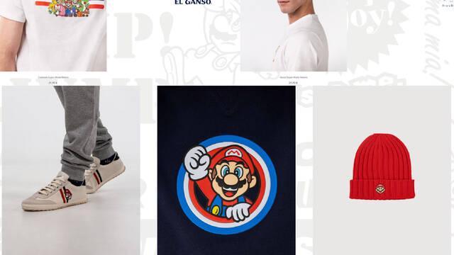 Ropa El Ganso Mario 35 aniversario