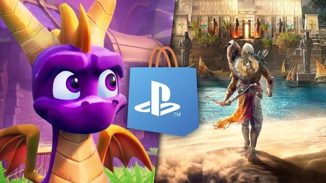 La promoción Precuelas y Secuelas ya disponible en PS Store.