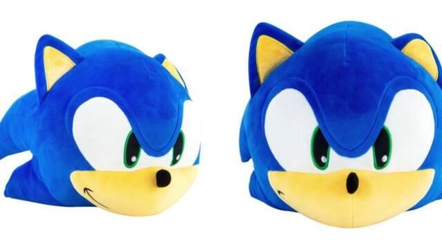 Nuevos peluches Sonic