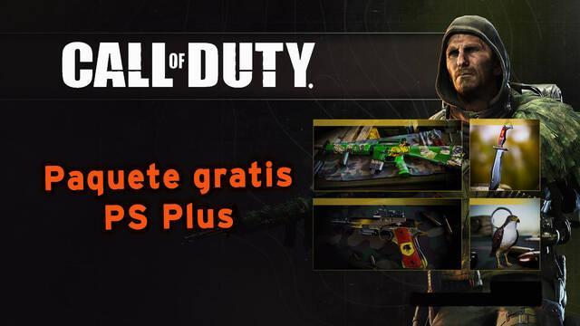 COD Black Ops Cold War y Warzone reciben un nuevo paquete gratis en PS Plus