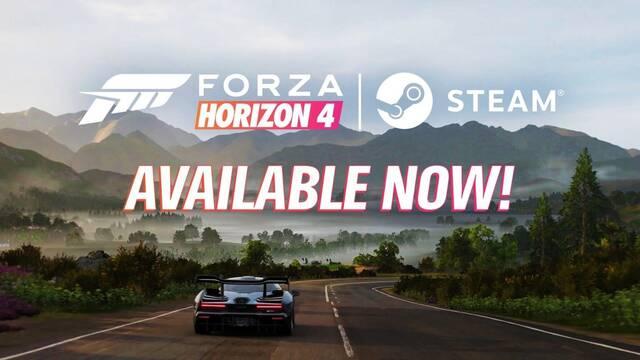 Forza Horizon 4 ya disponible en Steam