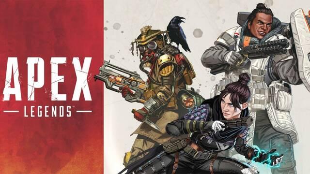 Apex Legends ya disponible en Switch