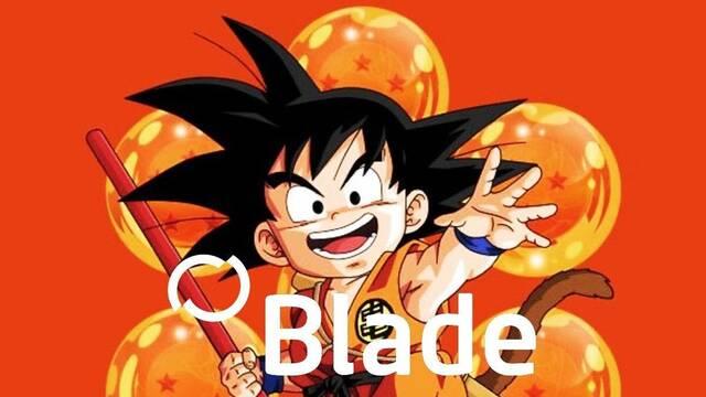 Dragon Ball y su 35 aniversario con Blade