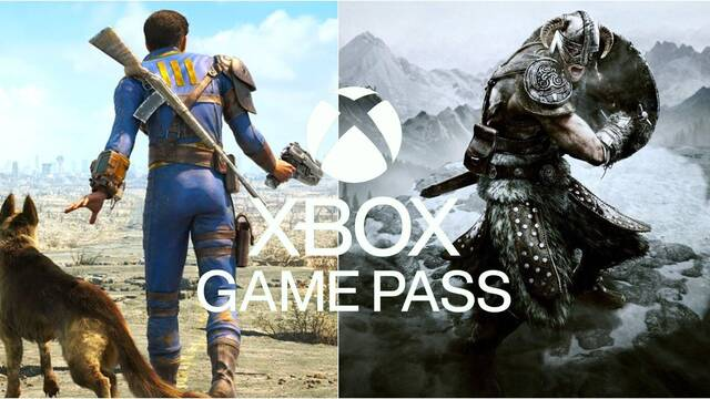 Fallout 4 y Skyrim Special Edition podrían llegar a Xbox Game Pass