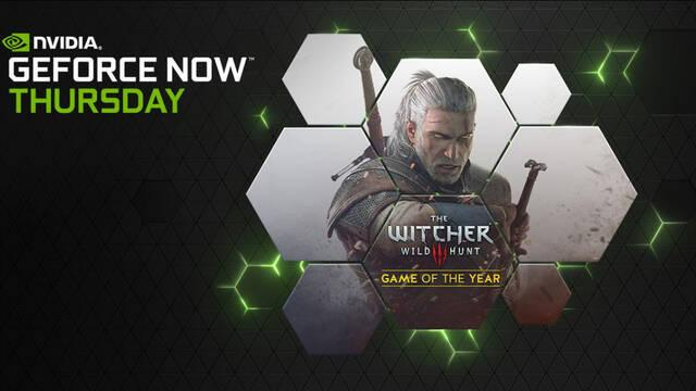 The Witcher llega a GeForce Now