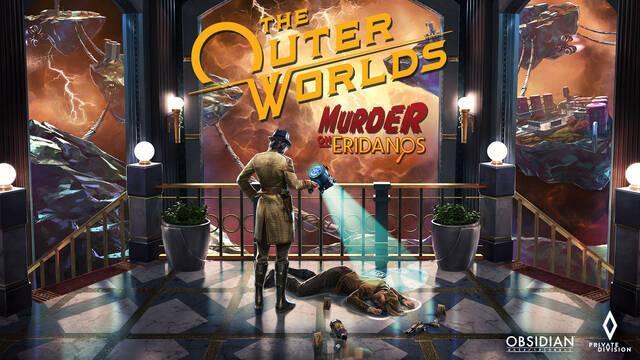The Outer Worlds Asesinato en Erídano Acompañantes