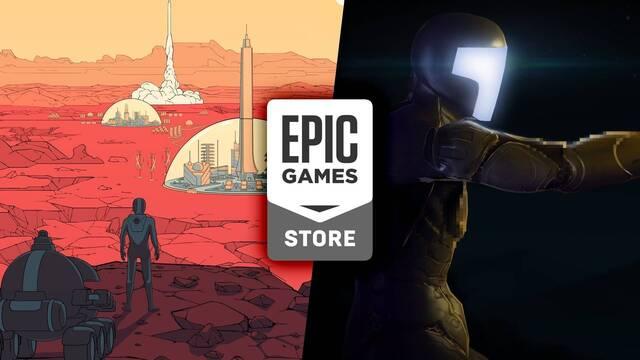 Nuevos juegos gratis ya disponibles en Epic Games Store.