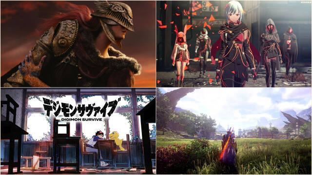 Bandai Namco Next Elden Ring Scarlet Nexus Tales of Arise