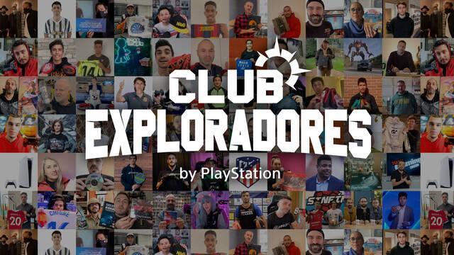 El Club Exploradores PlayStation suma más de 70 personalidades