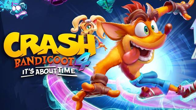 Crash Bandicoot 4: It's About Time ya tiene fecha de lanzamiento en PC.