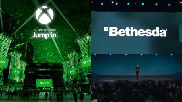 Xbox Bethesda eventos microsoft