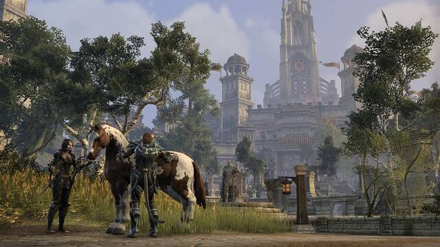 The Elder Scrolls Online número jugadores en el mundo