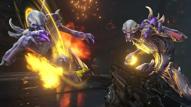 Doom Eternal The Ancient Gods parte 2 fecha de lanzamiento imágenes