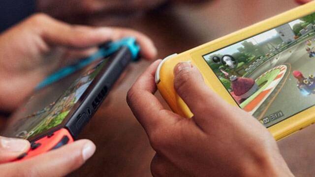 Nintendo Switch Pro pantalla Samsung OLED