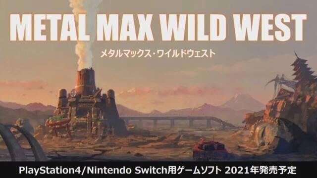 Metal Max Wild West fecha de lanzamiento