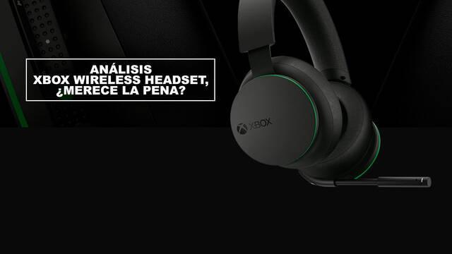 Análisis Auriculares inalámbricos Xbox, ¿merecen la pena?