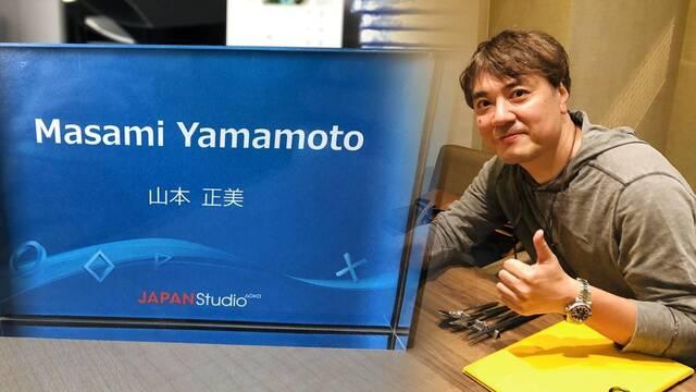 Masami Yamamoto, productor ejecutivo en Japan Studio, abandonó su puesto el 28 de febrero.