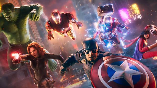 Marvel's Avengers y el apoyo de Crystal Dynamics