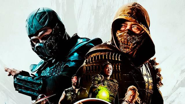 La película de Mortal Kombat presenta su póster, con Sub-Zero y Scorpion destacados