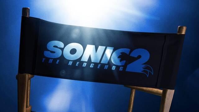 Sonic 2 película rodaje