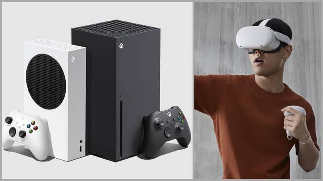 Xbox Series X/S realidad virtual
