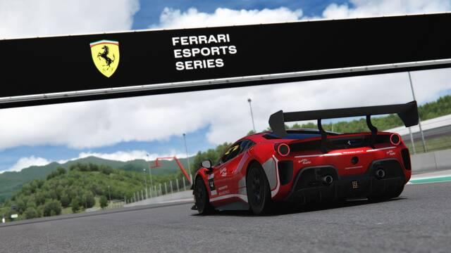 Ferrari presenta su nueva temporada en los esports