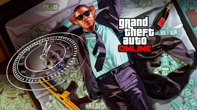 GTA Online reduce tiempos de carga de manera oficial