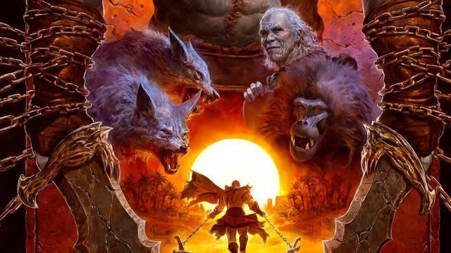 El nuevo cómic de God of War conectaría a Kratos con la mitología egipcia