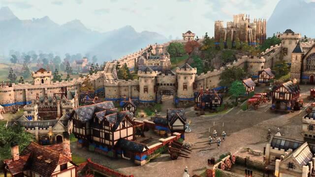 Habrá nuevo tráiler gameplay de Age of Empires 4 el 10 de abril.