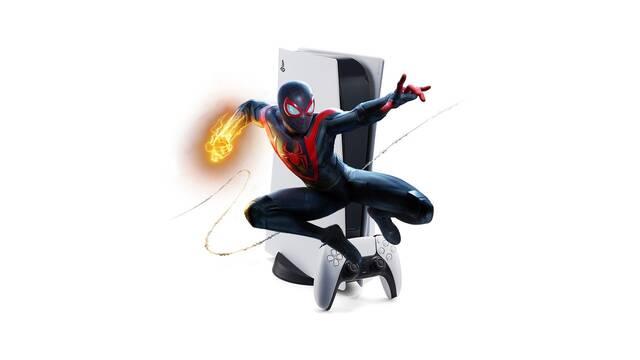 Spider-Man: Miles Morales y las ventas en Reino Unido