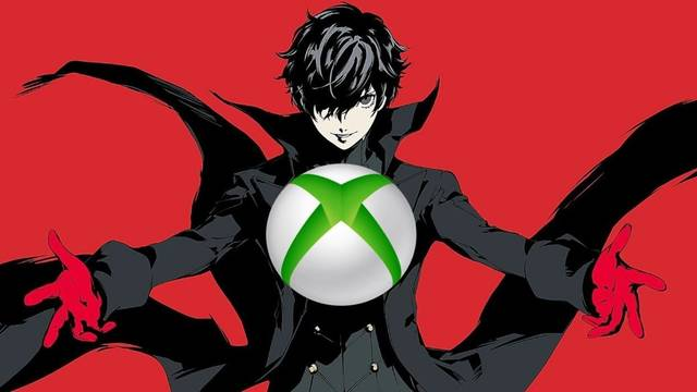 Persona 5 Xbox Series X/S One Game Pass