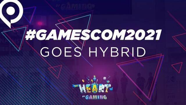 Gamescom 2021 apostará por un formato híbrido