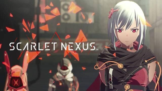 Scarlet Nexus ya tiene fecha de lanzamiento.