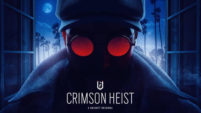 Ya ha comenzado Crimson Heist, la nueva temporada de Rainbow Six Siege