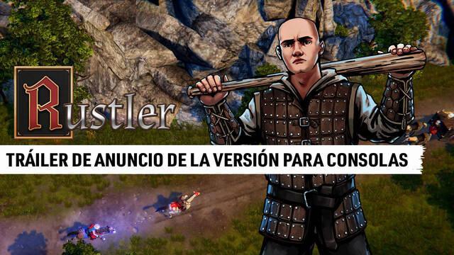 Rustler, el 'GTA clásico en la Edad Media', llegará a todas las consolas este año