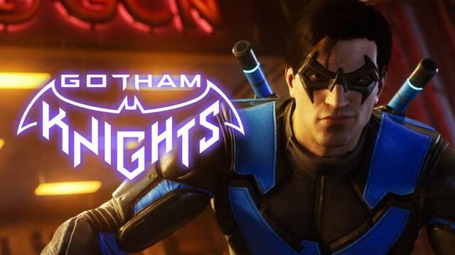Gotham Knights se retrasa hasta 2022.