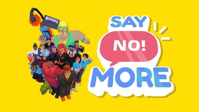 Say No! More llegará el 9 de abril a PC, Switch y iOS.