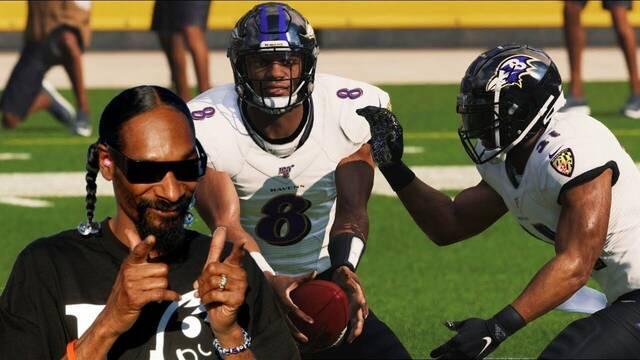 Snoop Dogg y su enfado con Madden en Twitch